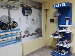 balanza electronica  systel clipse 5 kg x 1 g contadora full digital service delta
