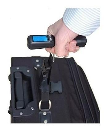 balanza equipaje viaje valija