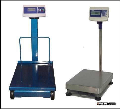balanza fabrica, pesas, industriales plataformas digitales