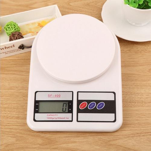 balanza gramera báscula cocina digital capacidad hasta 5kg