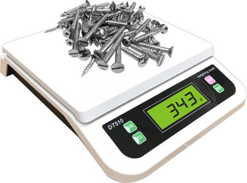 balanza gramera báscula digital capacidad hasta 10 kg x 0,5g