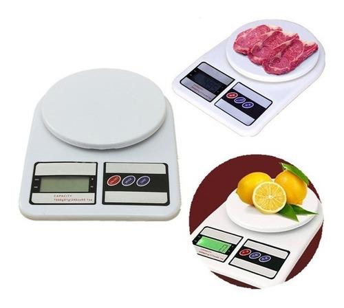 balanza gramera bascula electronic digital cocina joyas 10kg