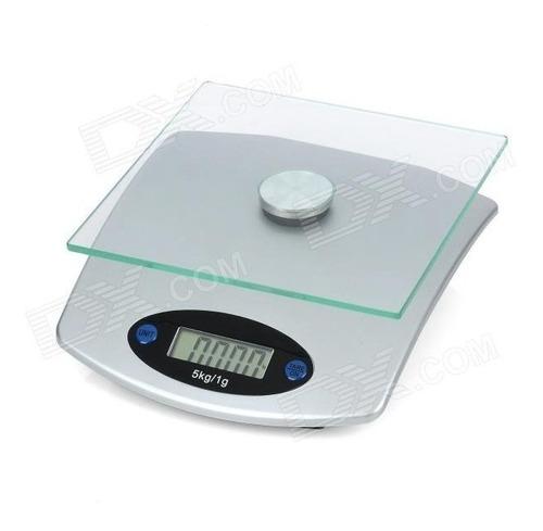 balanza gramera digital de cocina 5000 gramos 5 kilos tara