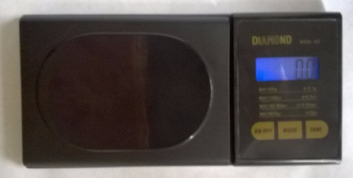 balanza gramera digital oro 300gr diamond scale profesional
