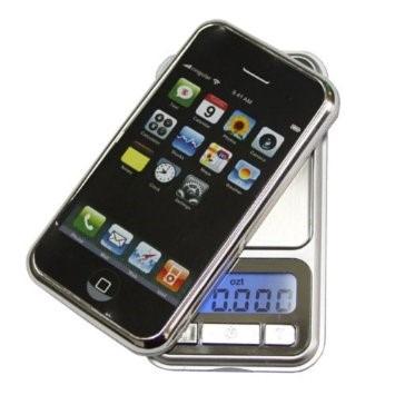 balanza gramera tipo celular de 200 gramos desde 0.01g