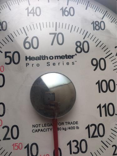 balanza health o meter profesional medica