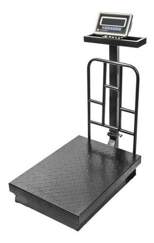 balanza industrial de plataforma  digital báscula 600 kg