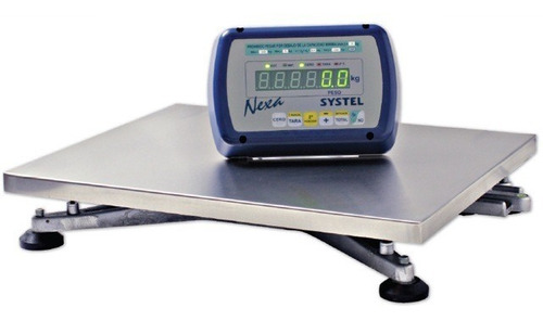 balanza industrial systel nexa 300k visores a led service  delta digital