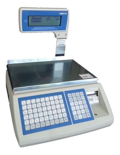 balanza kretz report nx wi-fi - 31kg - selec