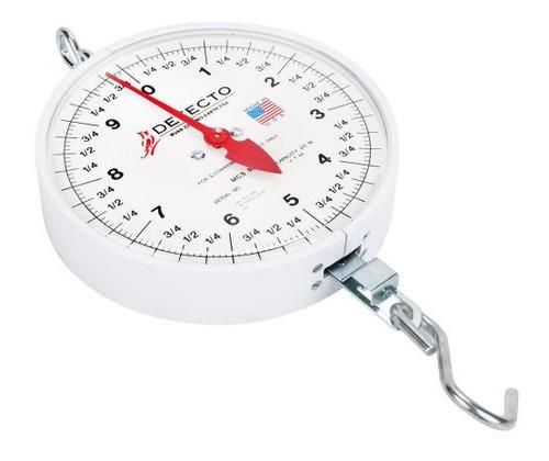 balanza mecanica 20lb detecto