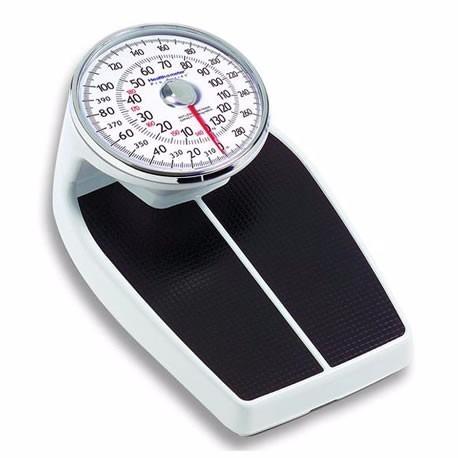 balanza mecanica (analoga) de piso, ref: 160 kg