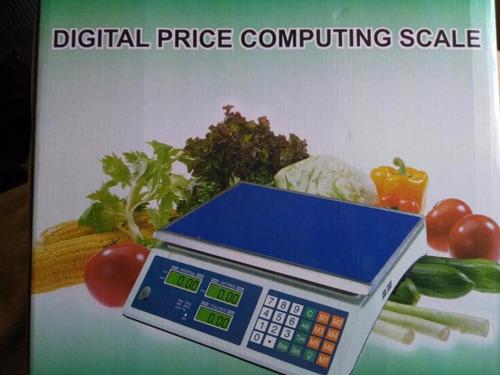 balanza mostrador digital 30kg o 66lb doble visor