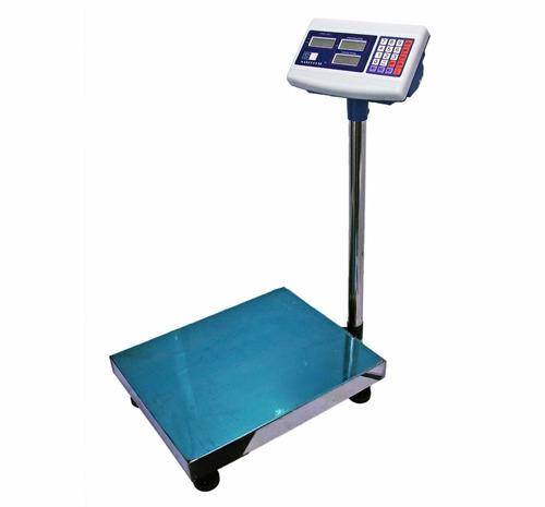balanza o peso digital plataforma para 500 kg