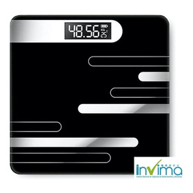 Balanza Personal De Baño Bascula Digital Pesa Persona 180 Kg