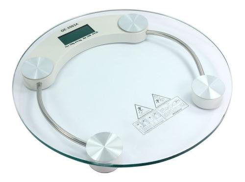 balanza personal de vidrio templado corporal 150kg