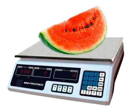 balanza pesa digital 30 kilos almacén negocio hb importacion