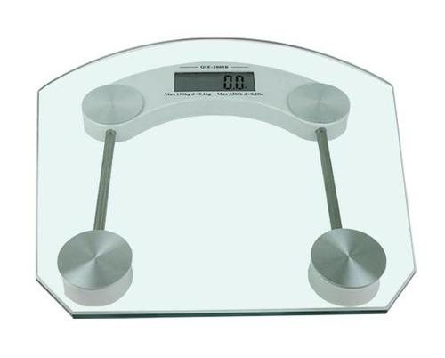 balanza pesa digital baño vidrio templado 150kg, dietas