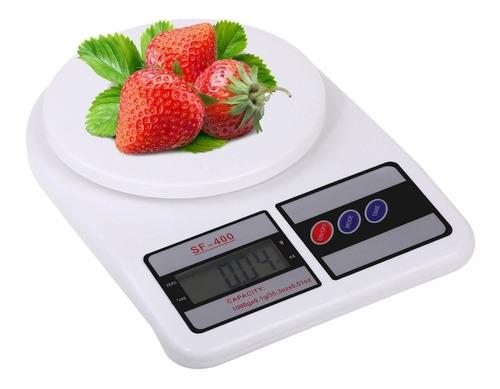 balanza pesa digital cocina ,  incluye pilas / ekipofertas