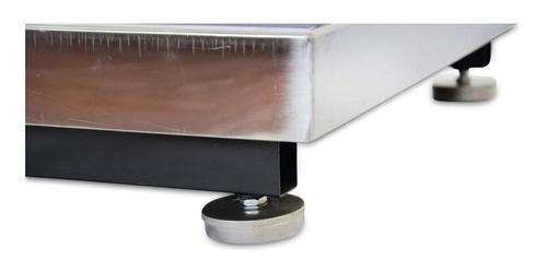 balanza pesa digital gastronomia d 100 kilos con badeja+braz