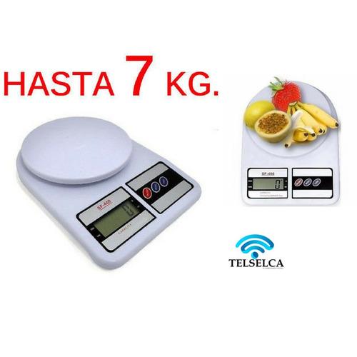Balanza peso de cocina digital 7kg bs en for Peso de cocina