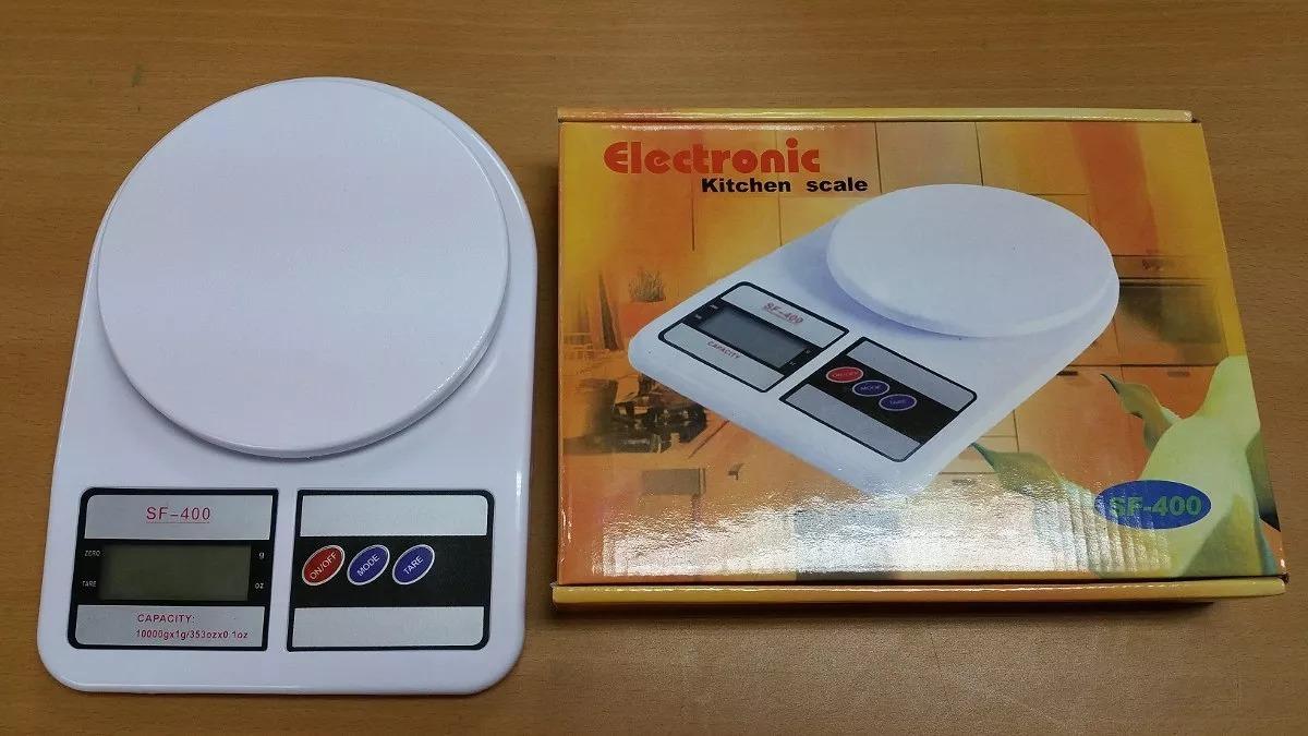 Balanza Peso Digital Cocina 10kg Sf-400 - Bs. 6.800.000,00 en ...