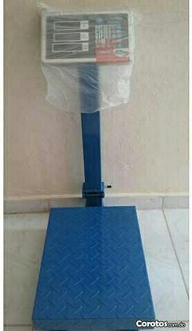 balanza peso digital de 150 kilos