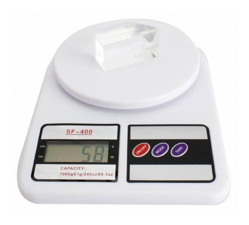 balanza  peso  digital de cocina 7 kg, nuevo  somos - tienda