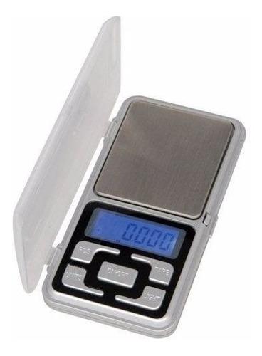 balanza peso digital gramera portatil 500gr joyas oro plata