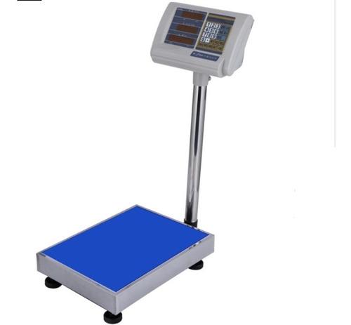 balanza plataforma digital electrónica 100kg soto