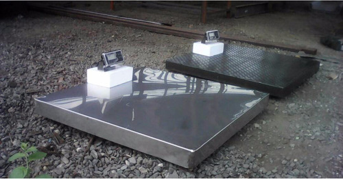 balanza plataforma electrónica 1200 hasta 5000 kg