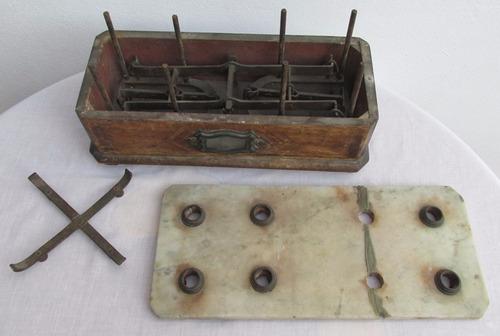 balanza platos, antigua