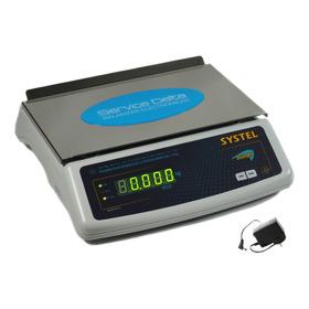Balanza Systel Bumer 31 Kg C/bateria Industria Y Gastronomia