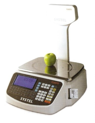 balanzas basculas venta y servicio tecnico