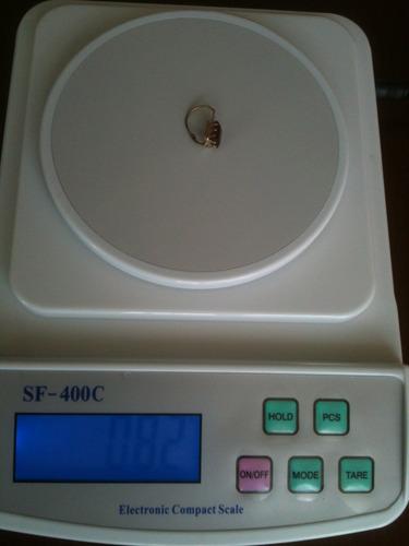 balanzas joyero grameras electronicas  500 gr x 0.01 gr