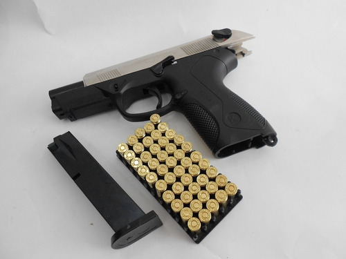 balas de salva o fogueo cal. 9 mm para todas armas de salva