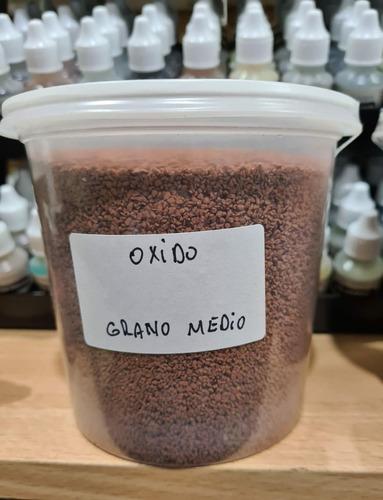 balasto para ferromodelismo 1kg oxido grano medio