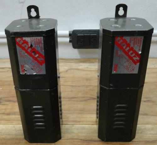 balasto para lámpara de mercurio halogenado -  250 w