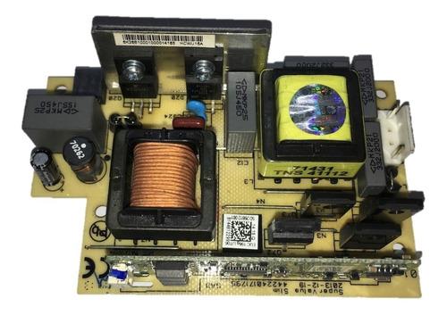 balastra/inversor proyector benq ms527