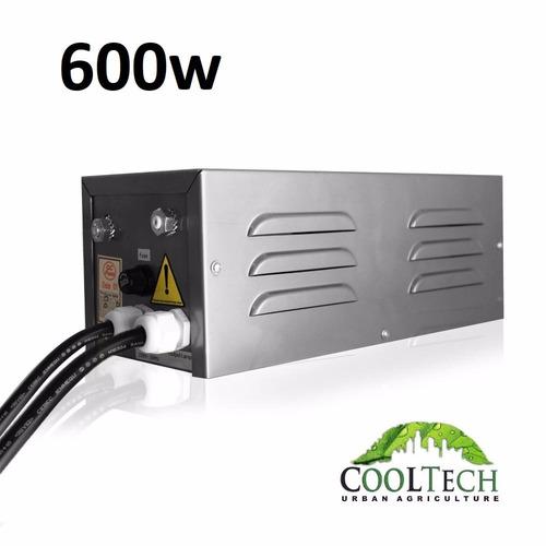 balastro 600w cooltech - uruweed growshop