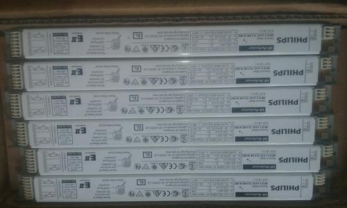 balastro electronicos 2x28w t5 220v  philips