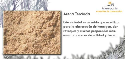 balastro relleno arena pedregullo tosca con envio ofertas