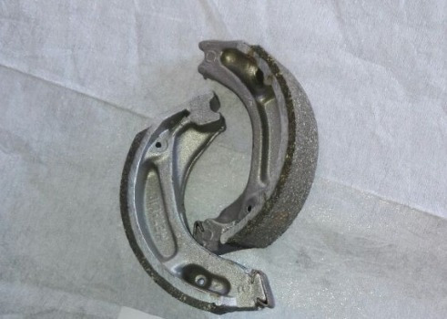 balata tambor p/honda ct125 sobre medida 0.50