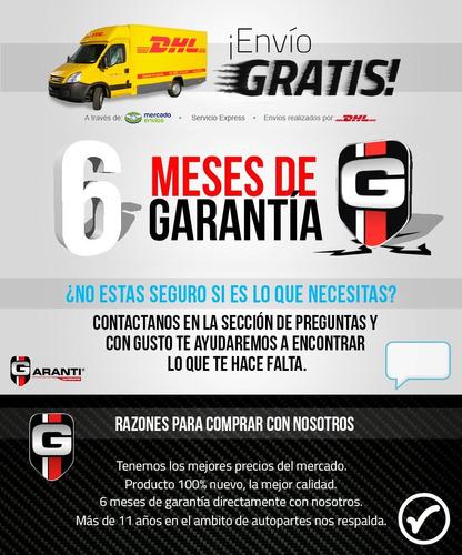 balata trasera disco peugeot truck partner 2013 - 2016