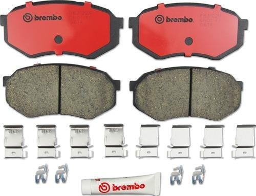 balatas brembo (d) toyota tacoma 2.4l l4 2438cc, pre r 98-99