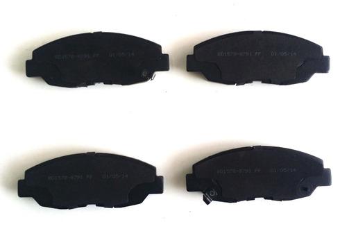 balatas cerámicas best brakes acura mdx 07-09 delanteras