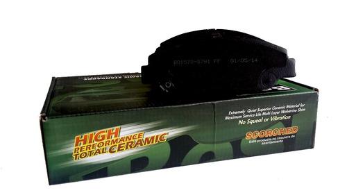 balatas cerámicas best brakes ford ranger 2013 delanteras