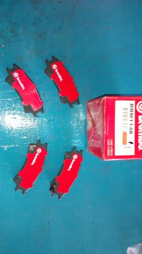 balatas delanteras atos ancha  brembo brm1142