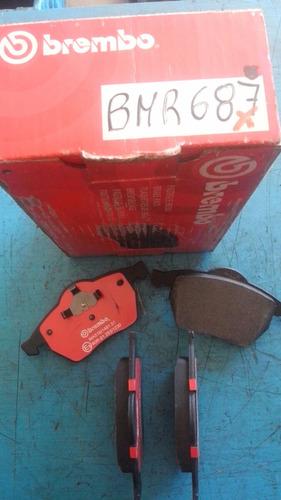 balatas delanteras beetle 00-01s/s brembo brm687