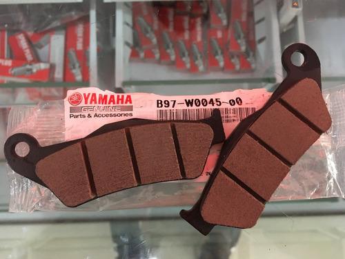 balatas delanteras originales yamaha fz25 // r15
