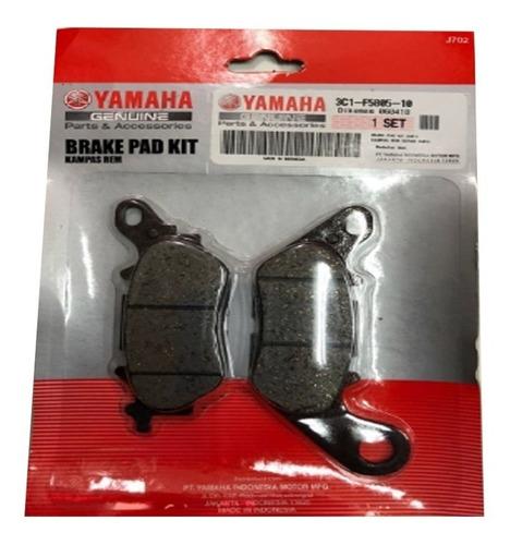 balatas delanteras originales yamaha n max 155cc